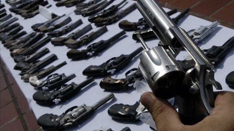подпольный рынок оружия