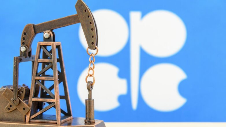 OPEC ОПЕК логотип нефть добыча
