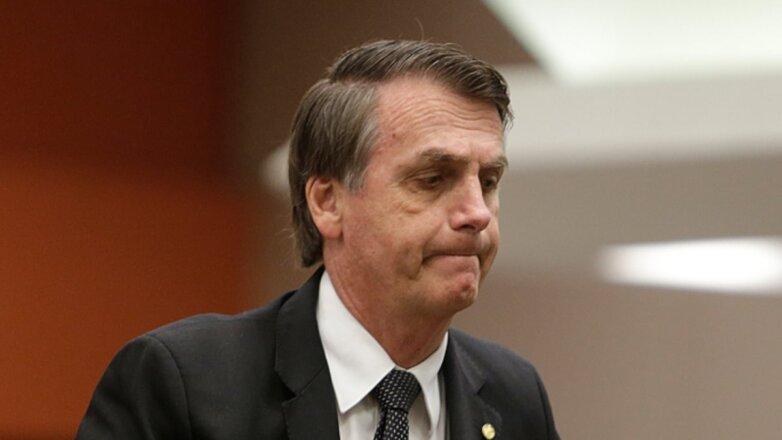 Президент Бразилии Жаир Болсонару - Jair Bolsonaro