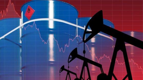 Рост стоимости нефти Brent превысил 46%