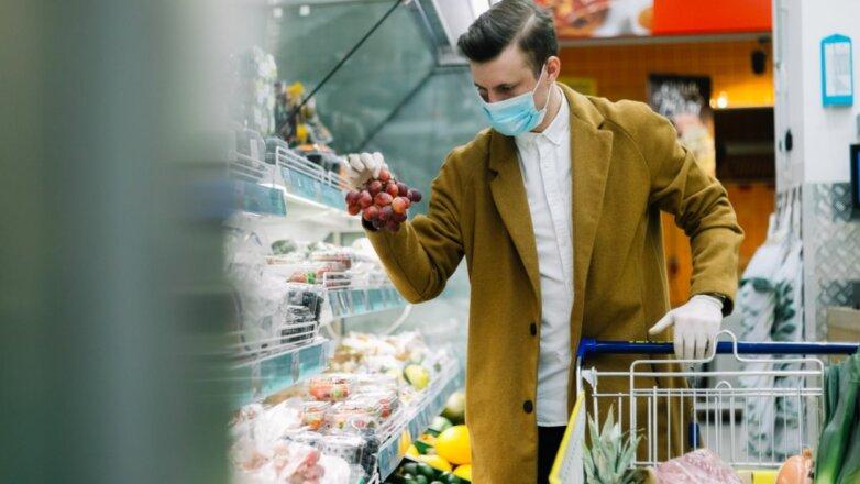 Магазин коронавирус продукты