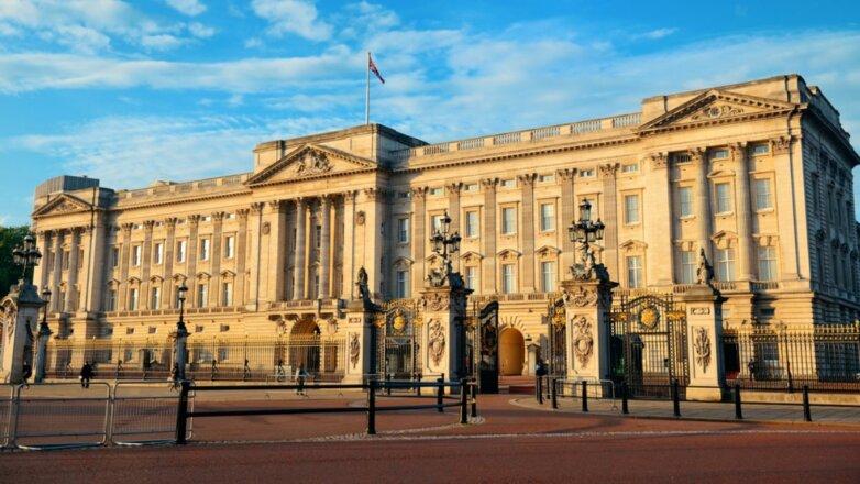 Букингемский дворец Лондон Великобритания