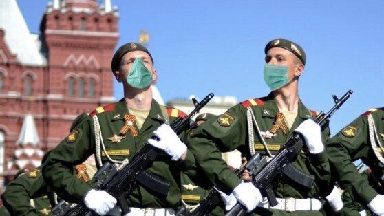 В России ввели экстренные меры защиты военнослужащих от коронавируса