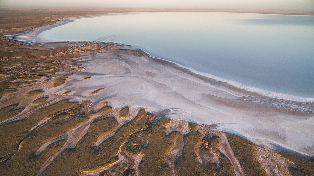 Ученые заявили о безопасности крымских соленых озер