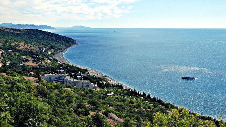 Крым Море Горы