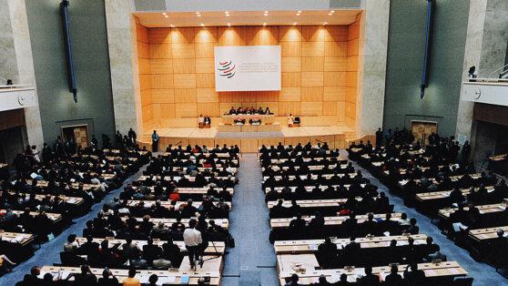 Украину обязали исполнить решение ВТО по спору с Россией
