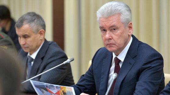 Собянин рассказал о последствиях закрытия Москвы из-за коронавируса