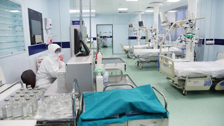 Больничная палата Кушетка Больница Коронавирус