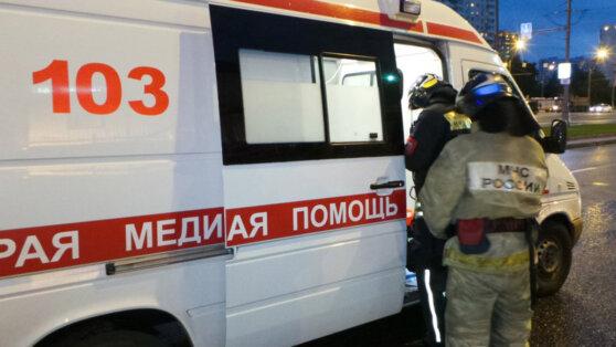 Два человека погибли при пожаре в доме престарелых в Москве