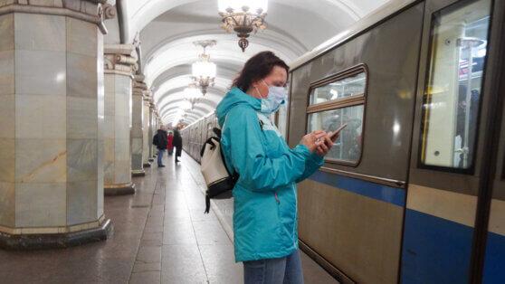 Московская полиция решила не задерживать за нарушение режима самоизоляции