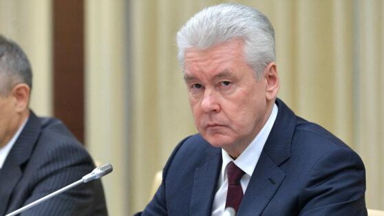 Собянин заявил о сохранении ограничений в Москве до появления вакцины