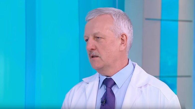 Эпидемиолог Александр Горелов
