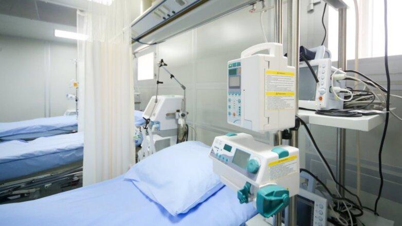 Коронавирус Больница койки медицинское оборудование аппараты ИВЛ