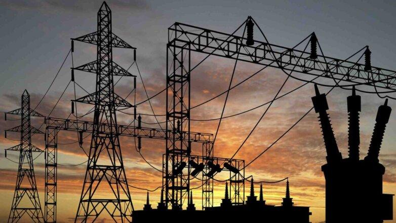 Электросети электричество ток ЛЭП