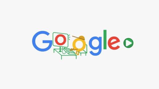 Google запустил марафон популярных интерактивных дудлов