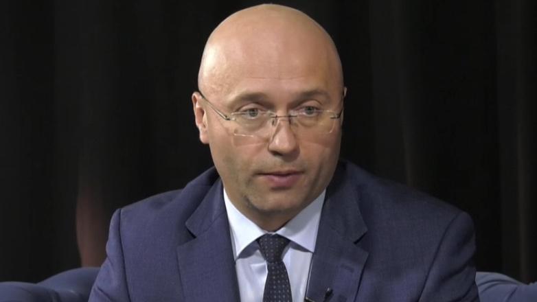 Хакасия Сергей Новиков