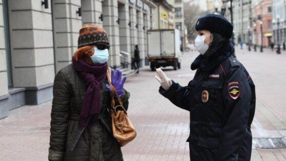 Москвичей предупредили о мерах ответственности за передвижения без кода