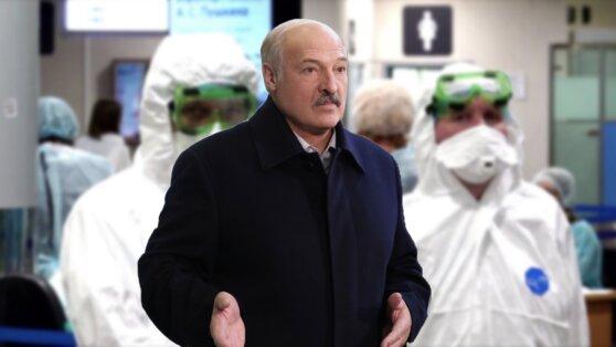 Лукашенко заявил о готовности лично лечить больных коронавирусом
