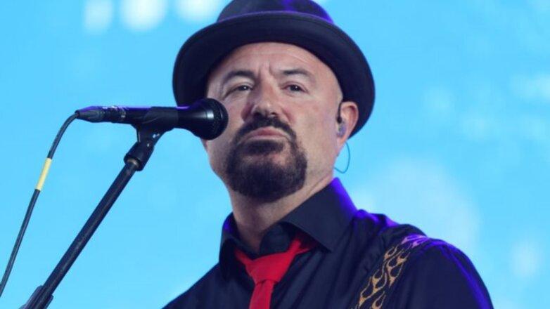 Музыкант Максим Леонидов