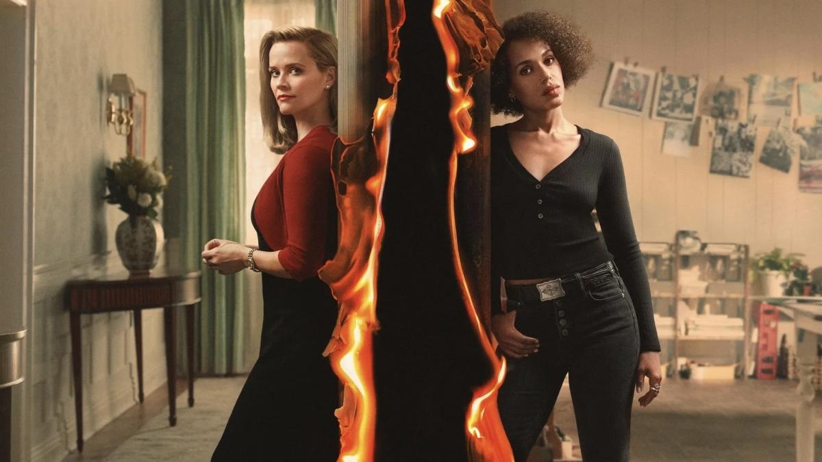 И повсюду тлеют пожары»: как Риз Уизерспун стала богиней сериалов