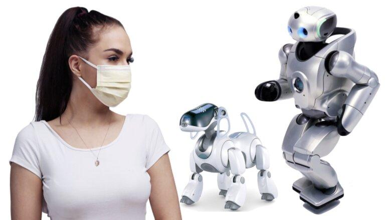 Роботы Sony коронавирус одиночество самоизоляция