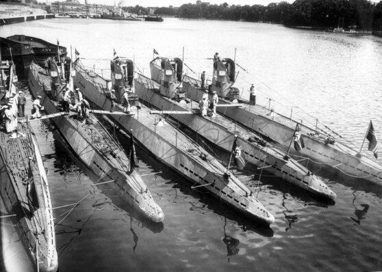 Могли ли немцы победить во Второй мировой с помощью 300 подлодок?