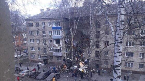 В жилом доме в Орехово-Зуеве произошел взрыв газа