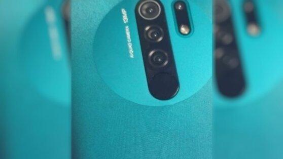 Инсайдер опубликовал «живую» фотографию нового Xiaomi Redmi 9