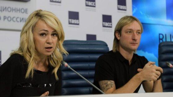 Рудковская и Плющенко ждут пополнения после многих неудачных ЭКО