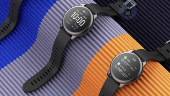 Партнер Xiaomi анонсировал выпуск энергоэффективных смарт-часов