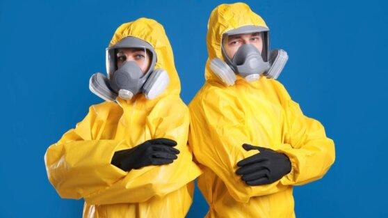 Медицинские маски начнут стерилизовать с помощью радиации