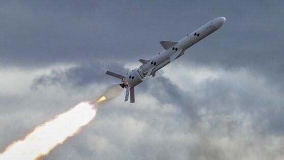 Испытания Украиной «угрожающей» Крымскому мосту ракеты сняли на видео