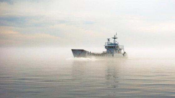 В воды Венесуэлы зашел неизвестный корабль