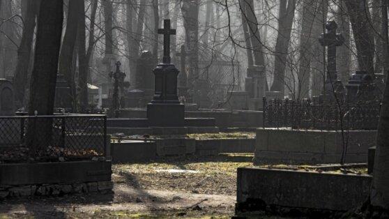 Жителям Москвы предложили дистанционное посещение кладбищ