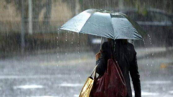 В Москве и Петербурге ожидаются сильные дожди с грозами