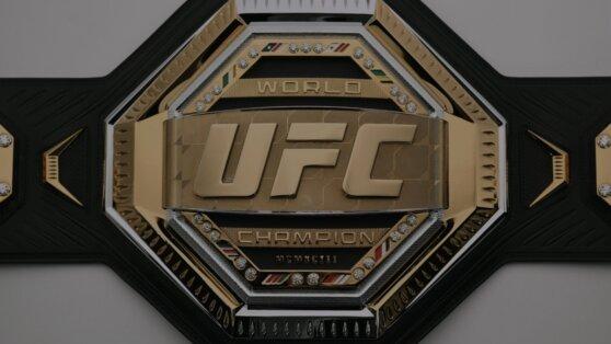 Стало известно возможное место проведения турнира UFC 249