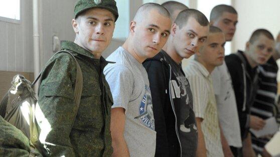 Московские призывники отправлены по месту прохождения службы