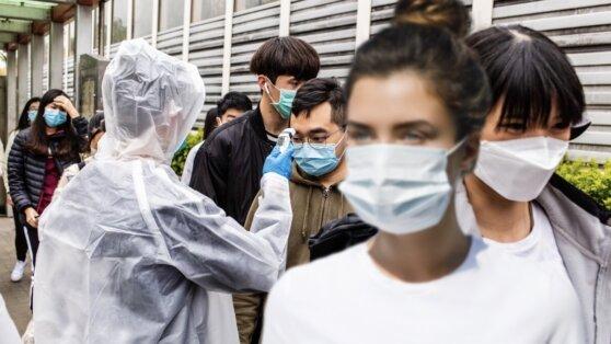 В Японии вынужденно остались более 630 российских граждан