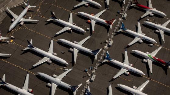 Нелетная погода: какие убытки понесли авиакомпании в результате пандемии