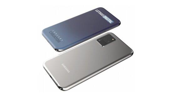 Samsung запатентовала экран нового типа для смартфонов