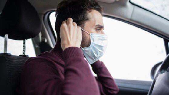 Власти Подмосковья объяснили правила поездок на автомобиле при самоизоляции