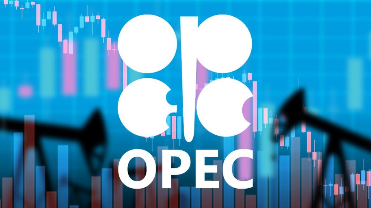 ОПЕК снижение добычи нефти логотип