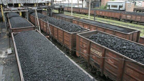 Украина введет спецпошлину на импорт российского угля