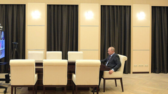 Путин рассказал о выплатах потерявшим работу из-за коронавируса