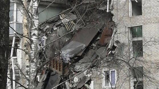 Увеличилось число погибших при взрыве газа в Орехово-Зуеве