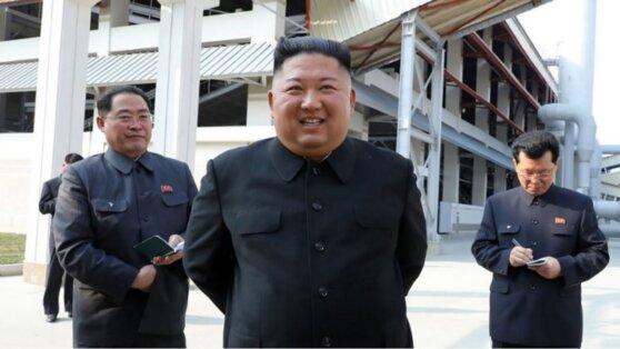 СМИ раскрыли местонахождение пропавшего Ким Чен Ына