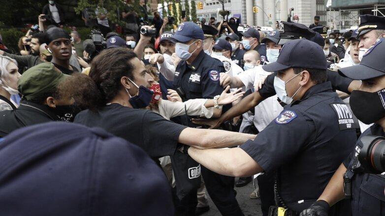 Беспорядки в США, Миннеаполис