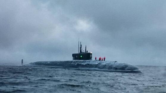ВМФ России получил новейшую атомную подлодку