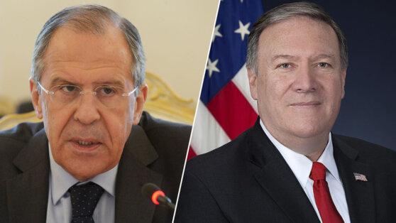 Лавров и Помпео обсудили подготовку к встрече «пятерки» СБ ООН
