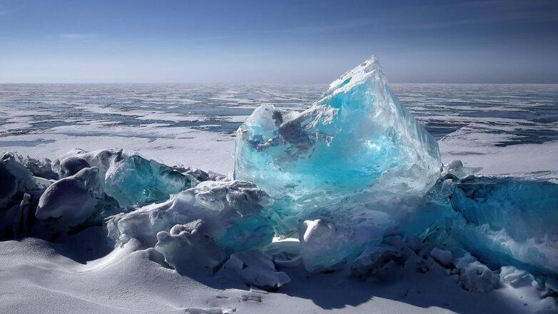 Лёд Климат Глобальное потепление Пресная вода